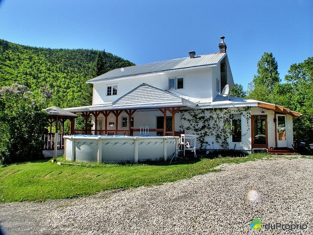 Maison vendu marsoui immobilier qu bec duproprio 337196 for Achat de maison quebec