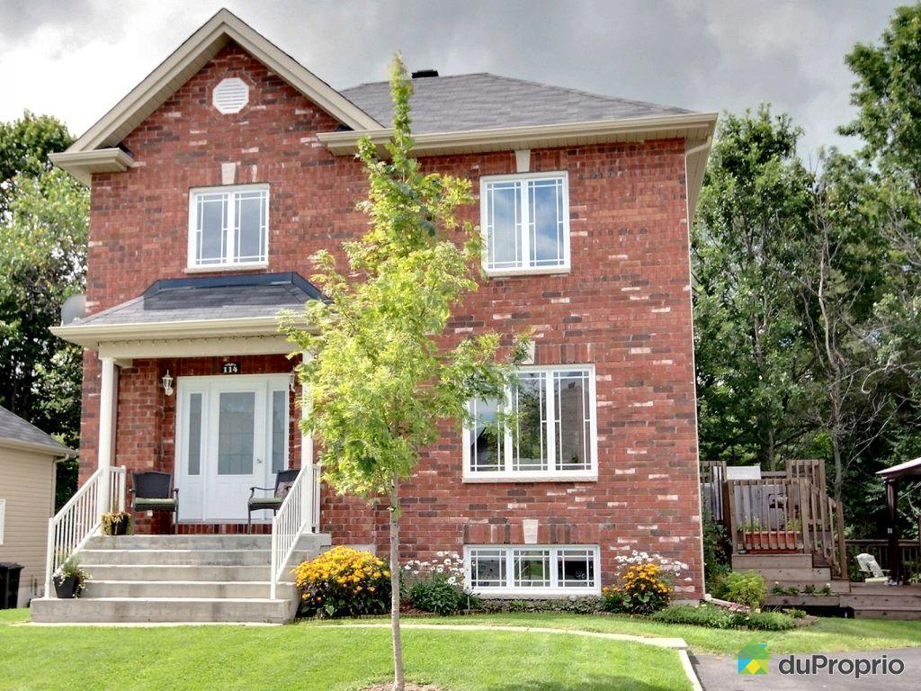 Maison vendu masson angers immobilier qu bec duproprio 636638 - Loft a vendre angers ...