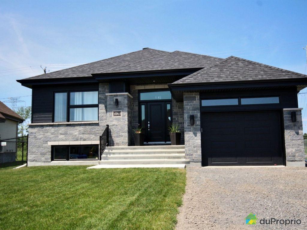 Maison vendre mirabel 16990 rue de lauson immobilier for Maison moderne montreal