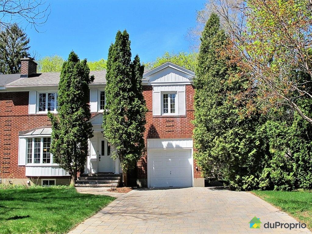 Maison vendu montr al immobilier qu bec duproprio 423317 for Acheter maison montreal