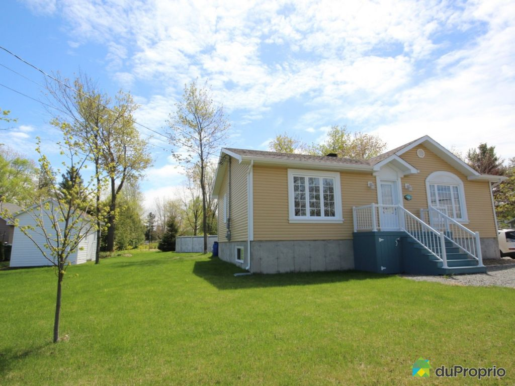 Maison vendu montmagny immobilier quebec duproprio 521860 for Achat maison montmagny