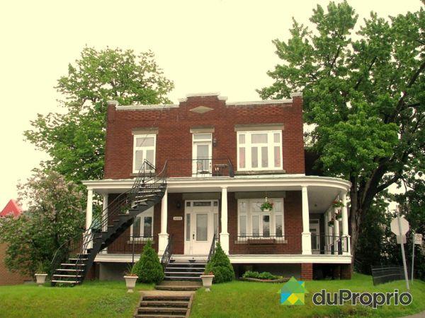 Maison vendu montr al immobilier qu bec duproprio 260042 for Acheter maison montreal canada