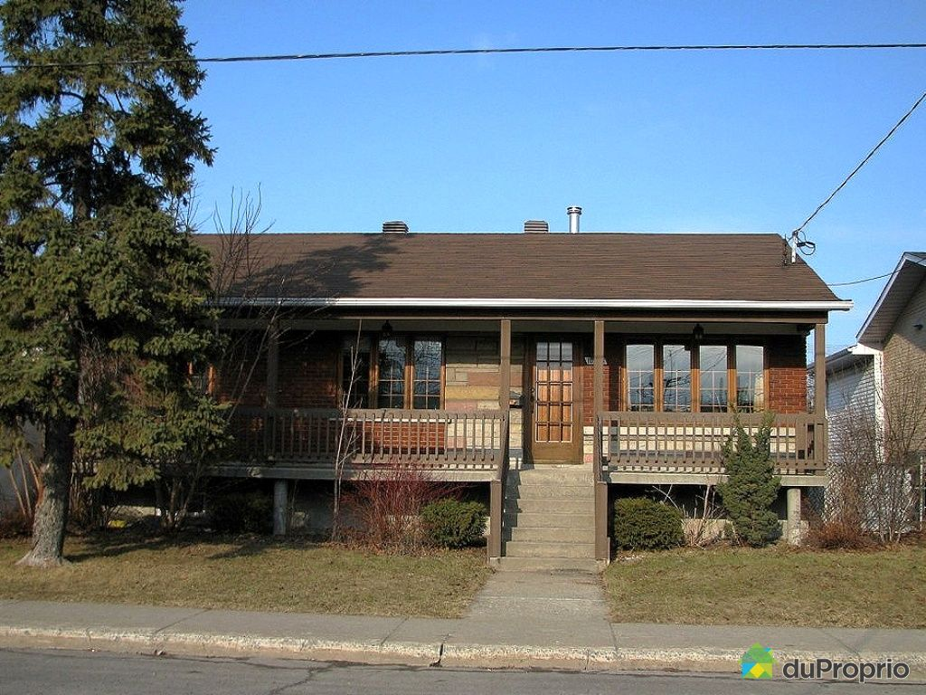 Maison vendu montr al immobilier qu bec duproprio 318594 for Acheter maison montreal canada