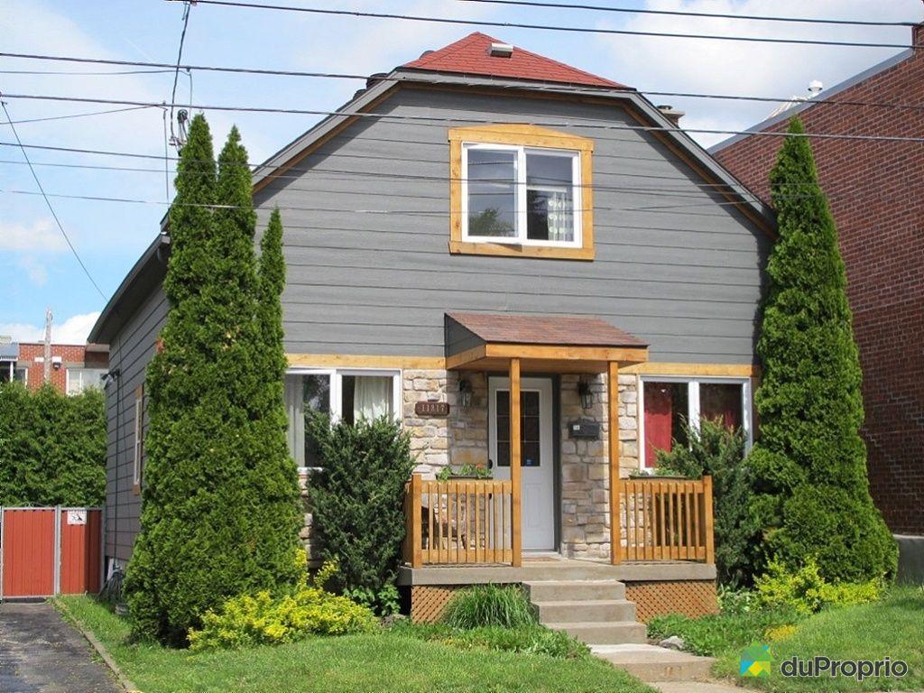 Maison vendu montr al immobilier qu bec duproprio 428262 for Acheter maison montreal canada