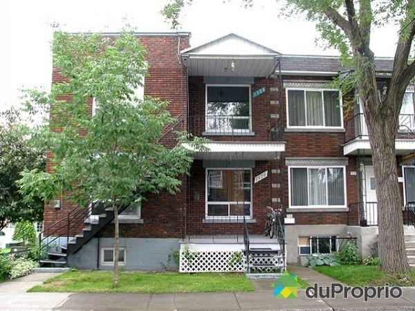 Maison vendu montr al immobilier qu bec duproprio 189213 for Acheter maison montreal canada