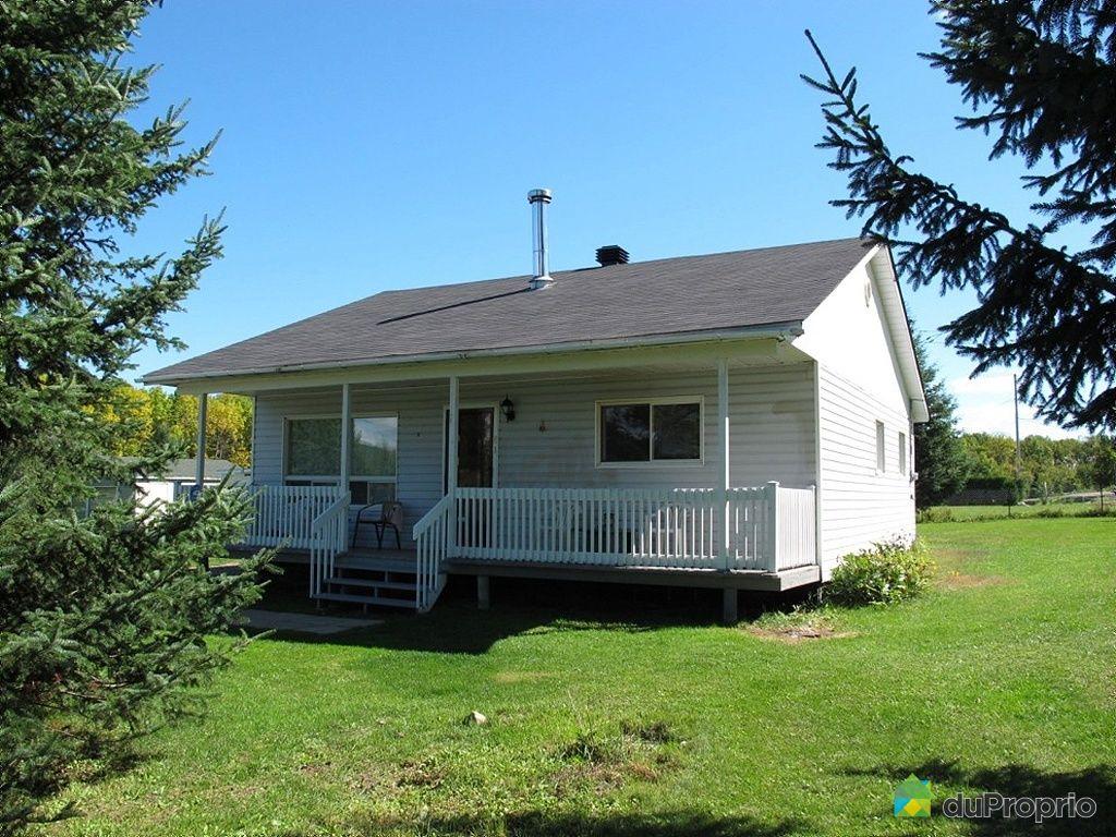 maison 224 vendre notre dame de pontmain 61 chemin ladouceur immobilier qu 233 bec duproprio 313119