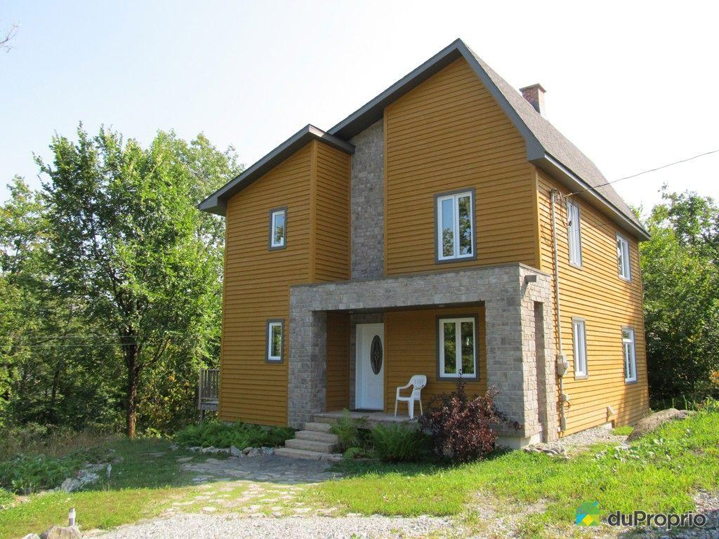 Maison vendu orford immobilier qu bec duproprio 161074 for Maison moderne orford
