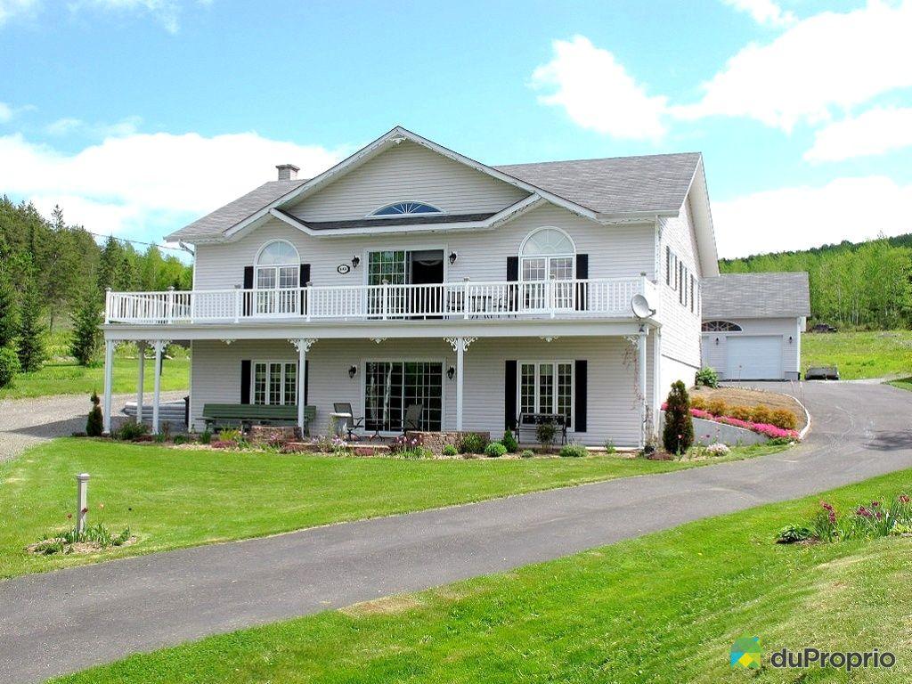 Maison vendre packington 643 rang 6e immobilier qu bec duproprio 326270 - Vendre sa maison a la loterie ...