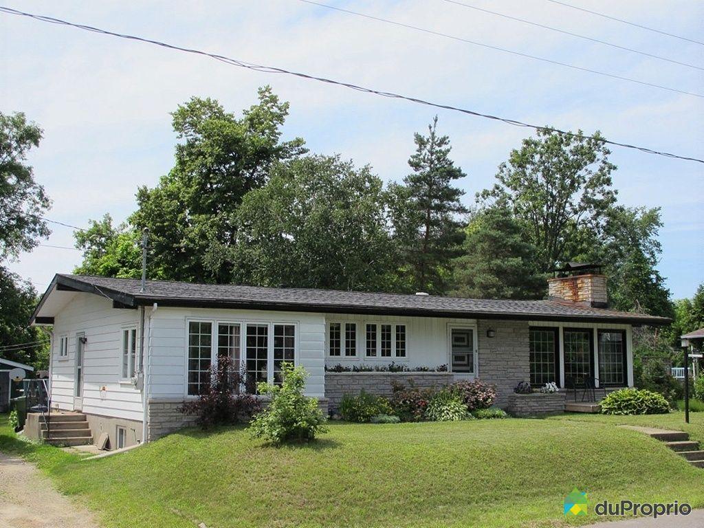 Maison vendu plaisance immobilier qu bec duproprio 437531 for Achat de maison quebec