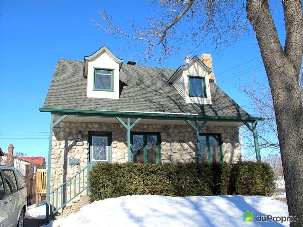 Maison vendu montr al immobilier qu bec duproprio 399042 for Acheter un maison a montreal