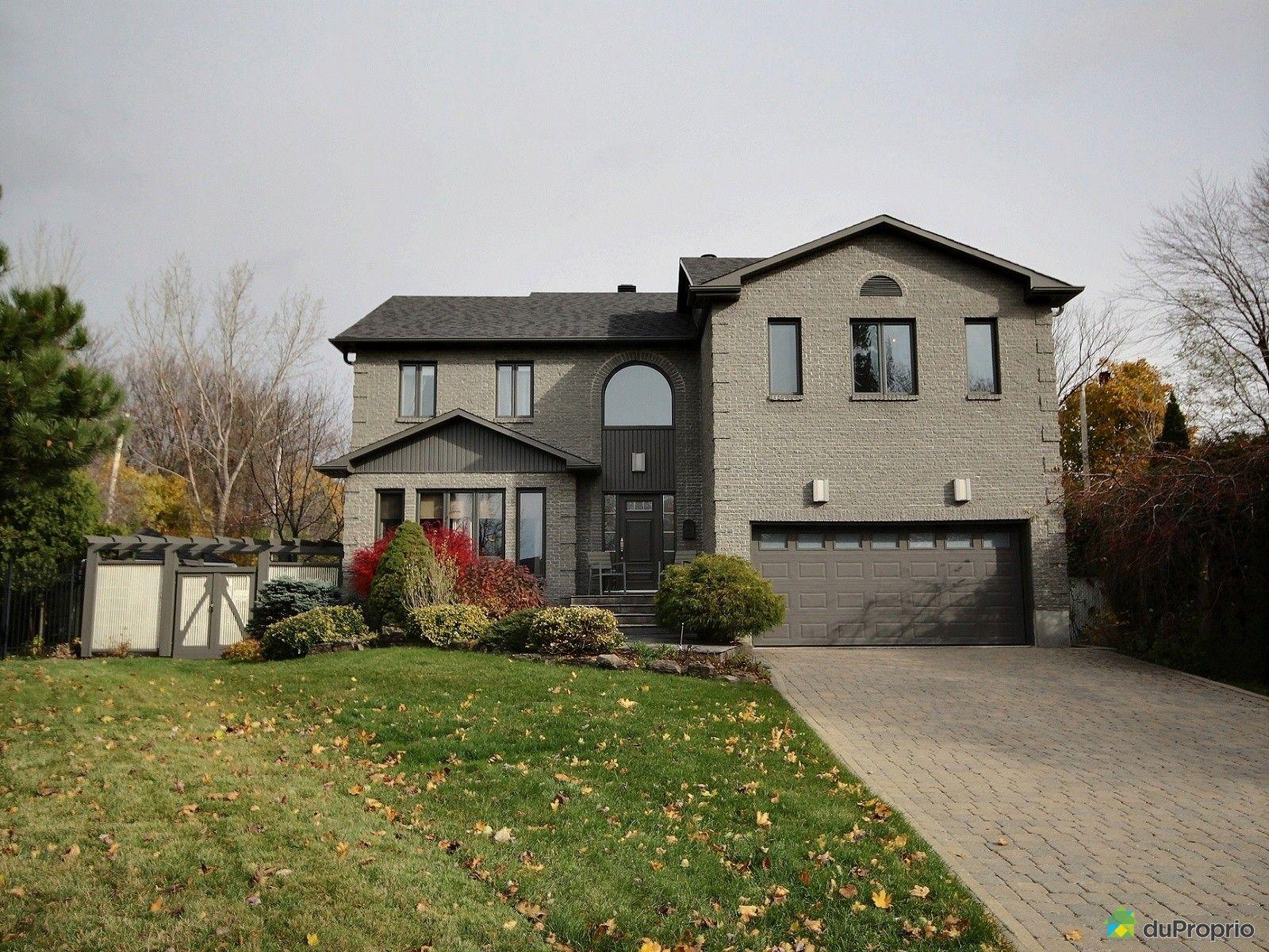 Maison vendu montr al immobilier qu bec duproprio 562965 for Acheter une maison a montreal