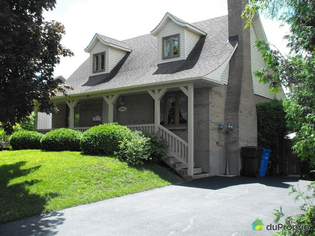 Maison vendu repentigny immobilier qu bec duproprio 305222 for Photo de maison au canada