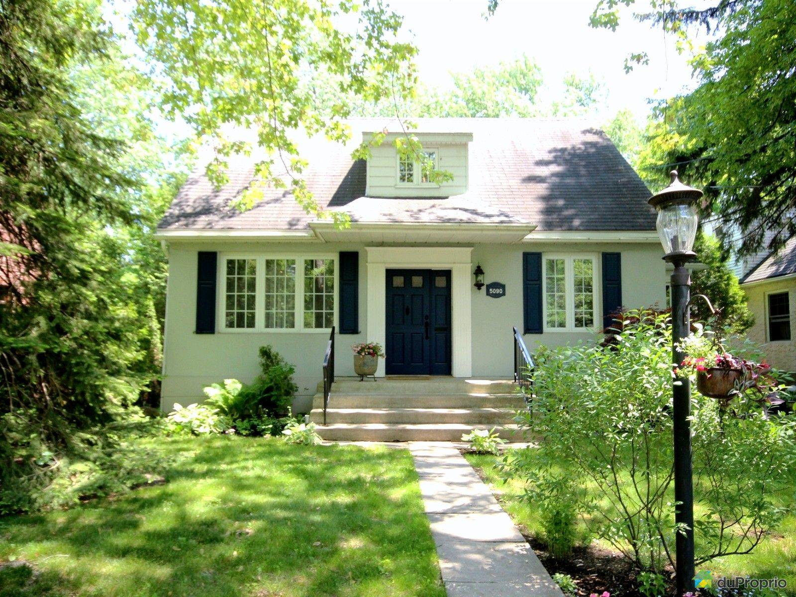 5090 avenue des sorbiers rosemont la petite patrie - La petite maison normandie ...