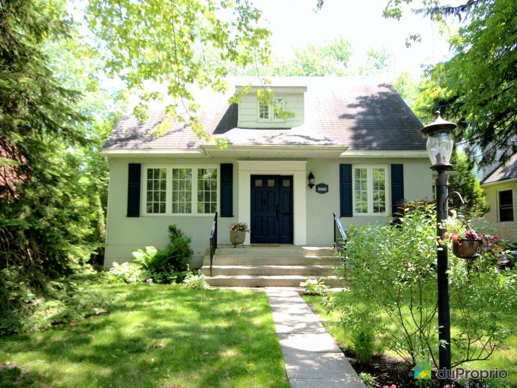 Maison vendre montr al 5090 avenue des sorbiers immobilier qu bec duproprio 704299 - Petite maison a vendre pas cher occasion ...