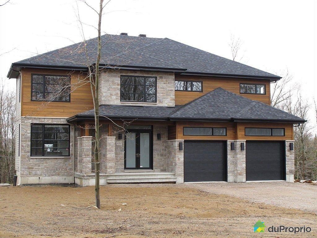 Maison vendu shannon immobilier qu bec duproprio 302002 for Achat de maison quebec