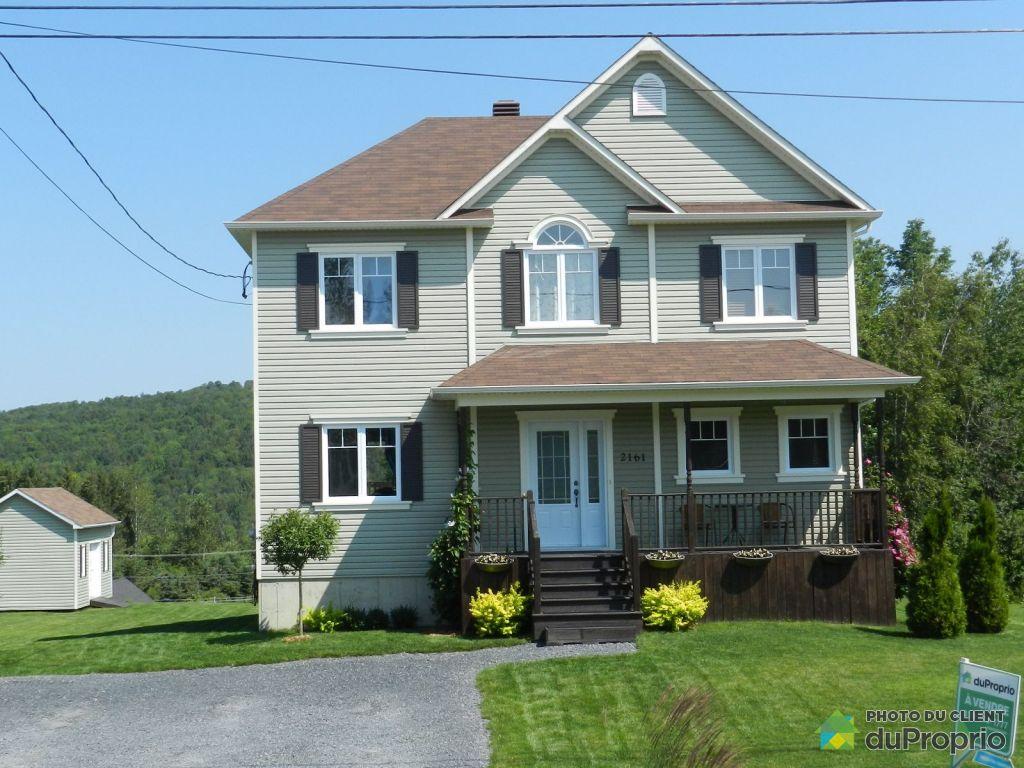 Maisons à vendre, Sherbrooke | DuProprio