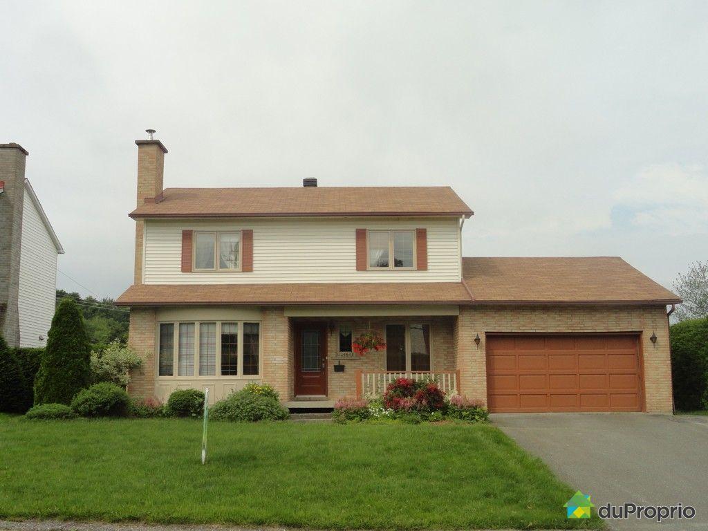 2464 rue des m l zes sherbrooke vendre duproprio - Maison a vendre par le proprietaire ...
