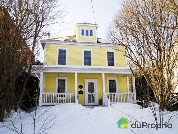 1124 sherbrooke vendre duproprio for Acheter maison quebec
