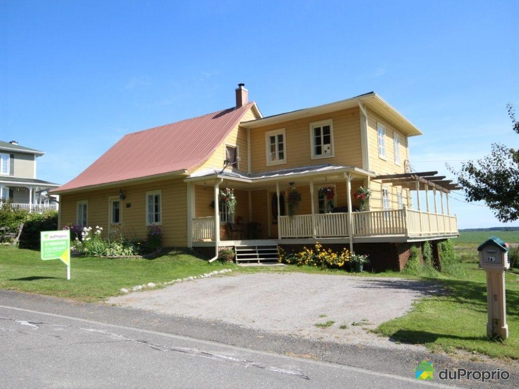 Maison vendu st alban immobilier qu bec duproprio 450182 for Piscine st alban
