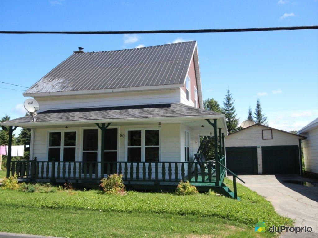 St andr du lac st jean vendre duproprio for Acheter une maison quebec