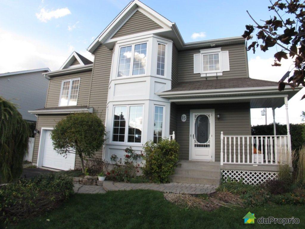maison vendu st basile le grand immobilier qu 233 bec duproprio 467498