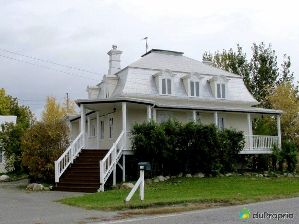 Maison vendu st charles sur richelieu immobilier qu bec for Acheter une maison au quebec