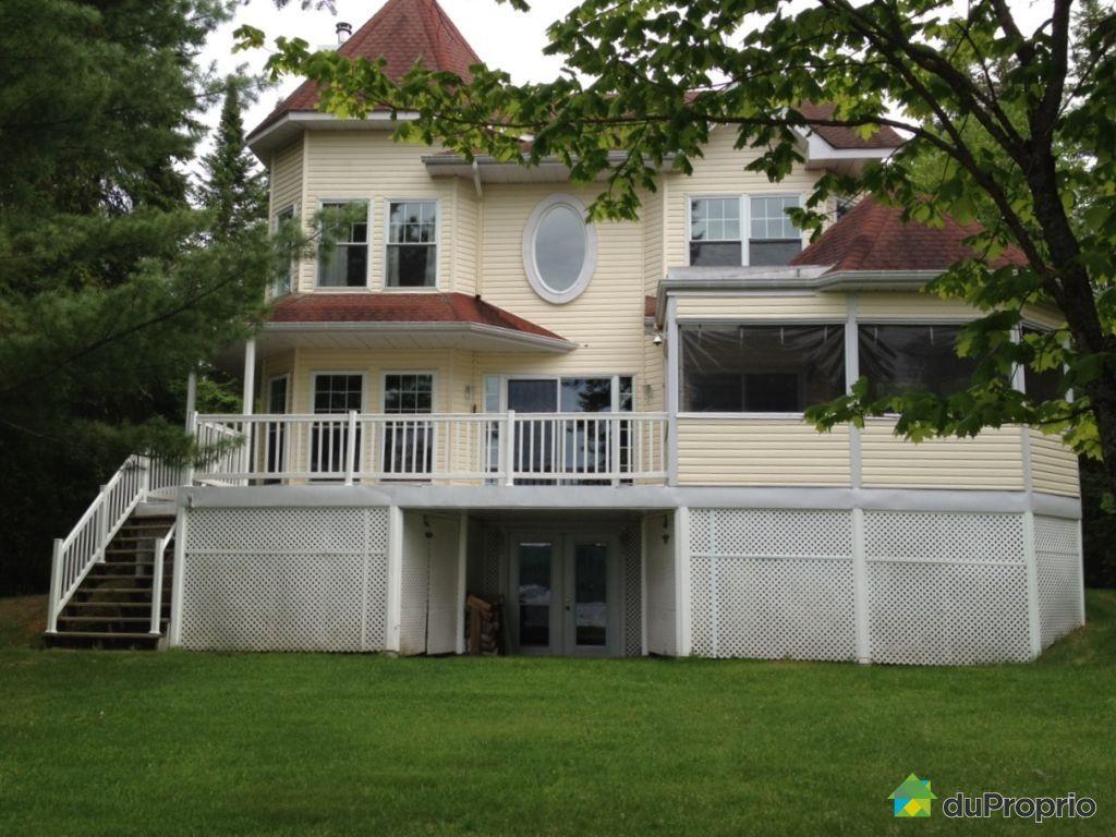 Maison vendre st donat 13 chemin coutu immobilier for Achat maison quebec
