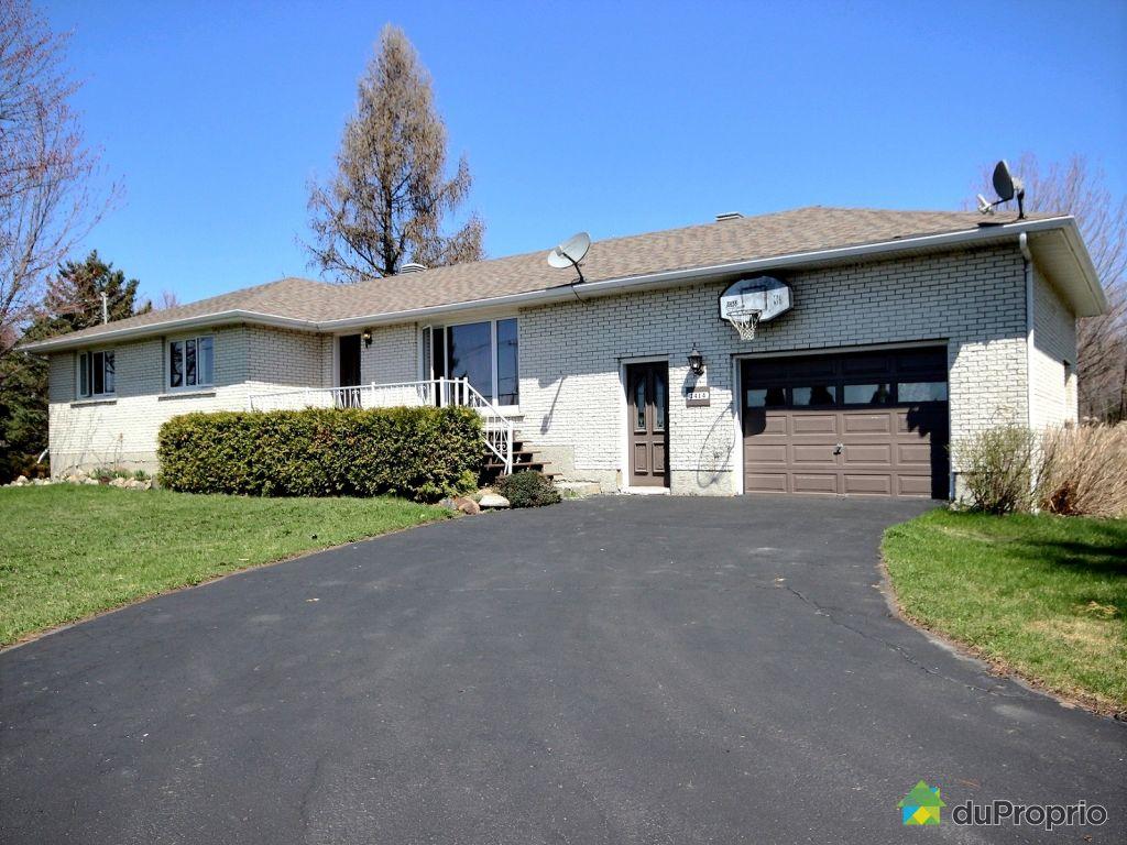 maison vendu st edmond de grantham immobilier qu 233 bec duproprio 429190