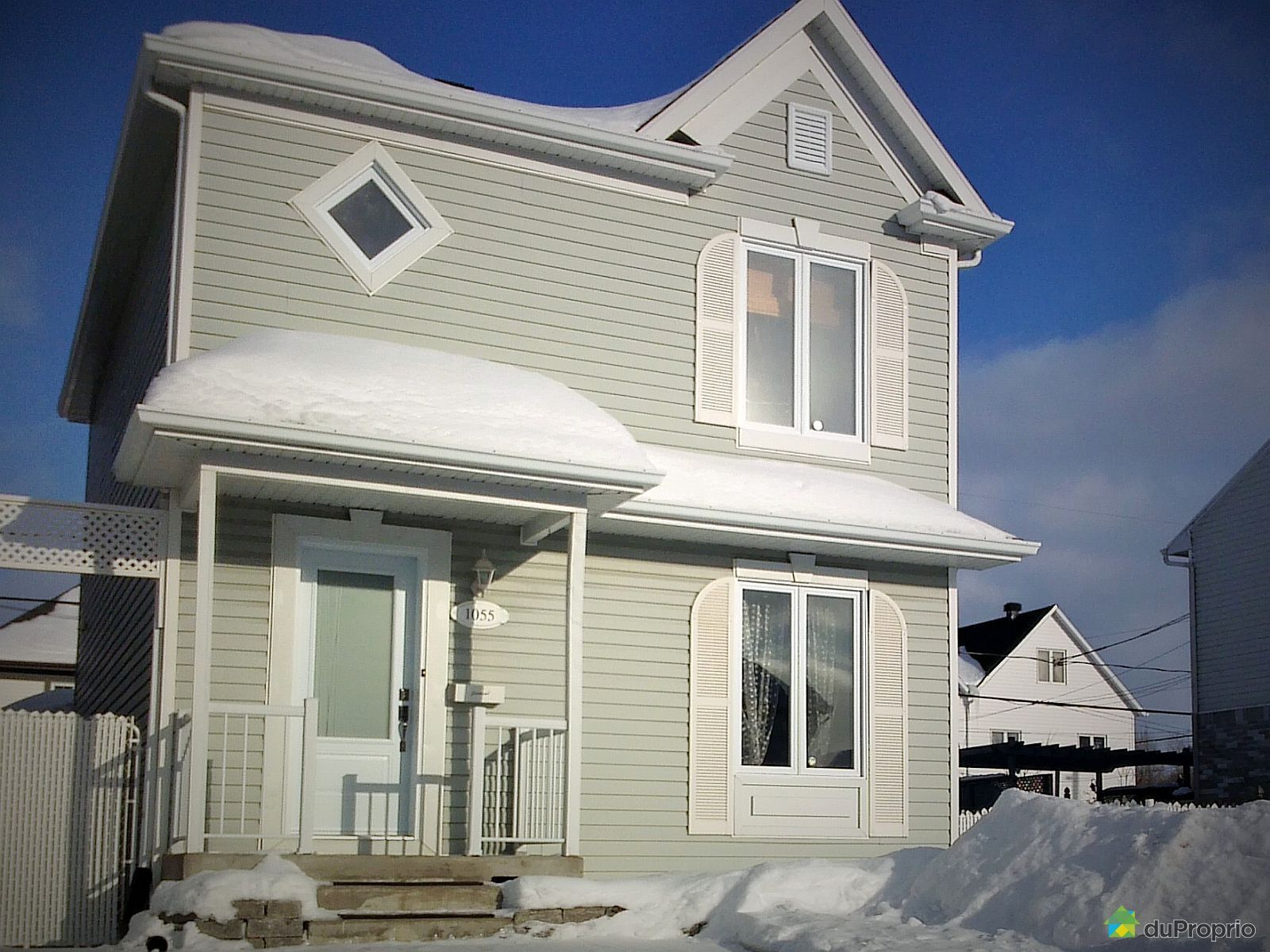 maison vendu st mile immobilier qu bec duproprio 476920. Black Bedroom Furniture Sets. Home Design Ideas