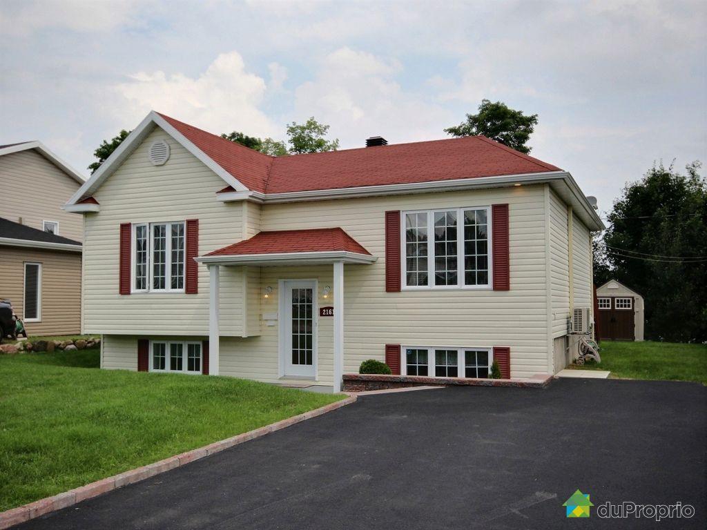 maison vendu st mile immobilier qu bec duproprio 511798. Black Bedroom Furniture Sets. Home Design Ideas