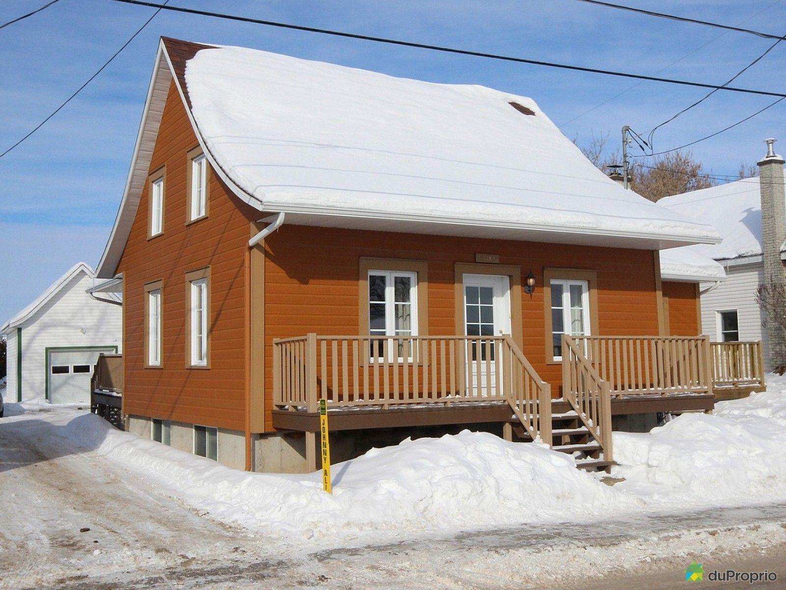 maison vendu st gregoire immobilier qu 233 bec duproprio 580629