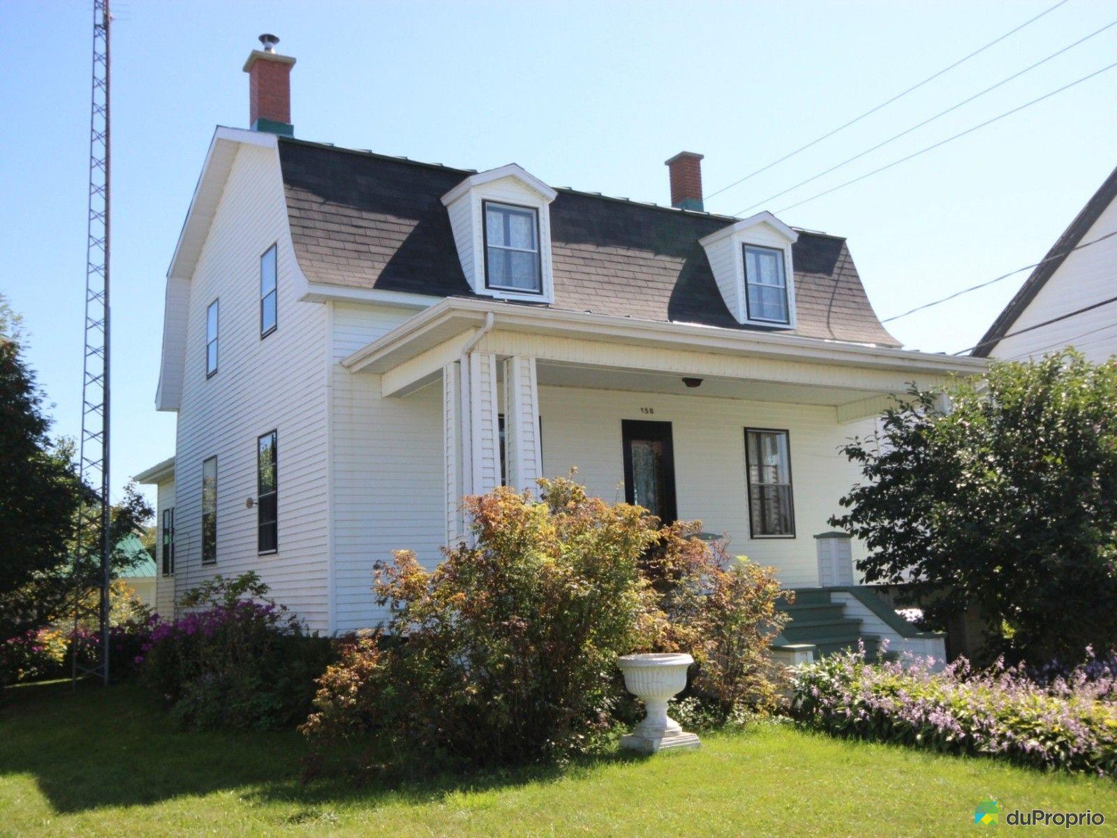 158 rue principale st guillaume vendre duproprio - Application maison a vendre ...