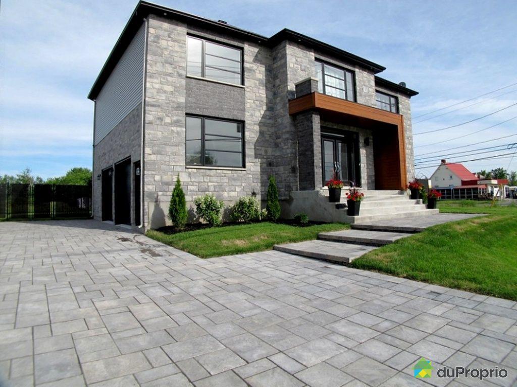 maison brique moderne decoration maison maison ancienne moderne ancienne maison moderne. Black Bedroom Furniture Sets. Home Design Ideas