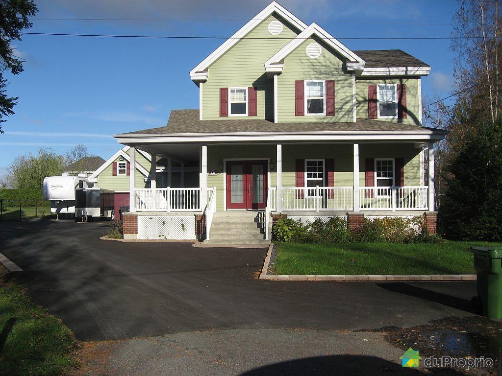 Maison vendre st jean sur richelieu 40 rue beauchesnes for Achat maison montreal canada