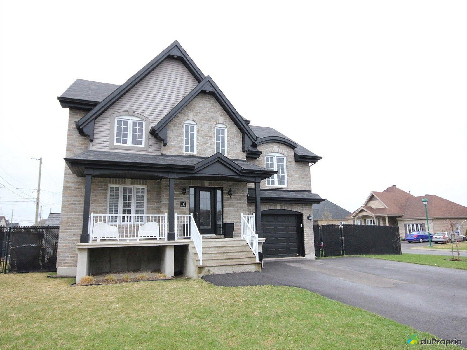 Maison vendre st joseph du lac 10 rue laurence immobilier qu bec duprop - Neuvaine st joseph pour vendre sa maison ...