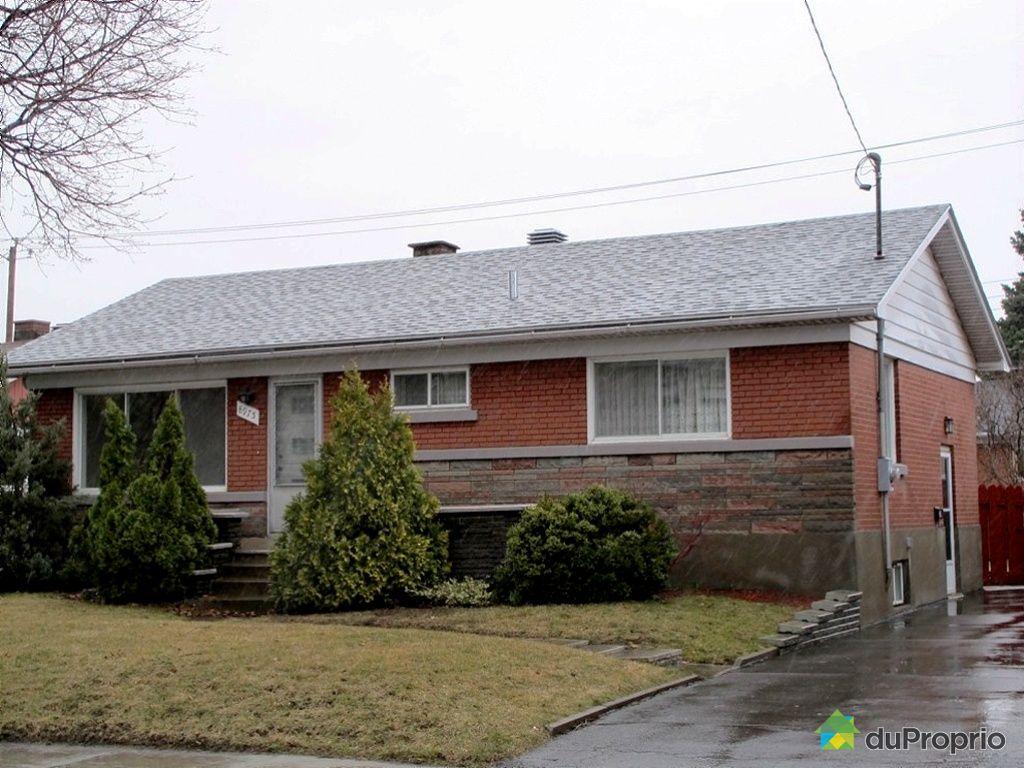 Maison vendu montr al immobilier qu bec duproprio 416940 for Acheter maison a montreal