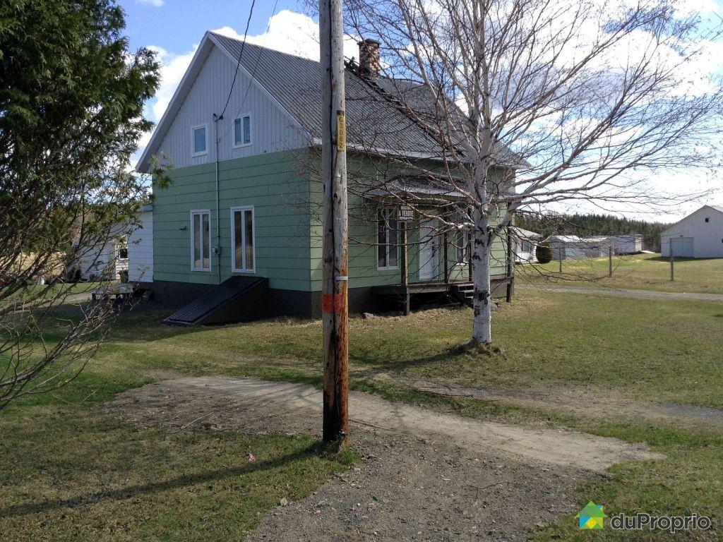 Maison vendre st narcisse de rimouski 609 chemin for Auberge de la vieille maison rimouski qc