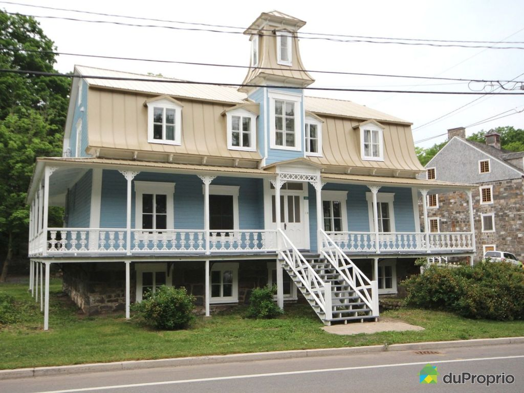 Maison vendre st roch des aulnaies 519 route de la for Achat de maison quebec