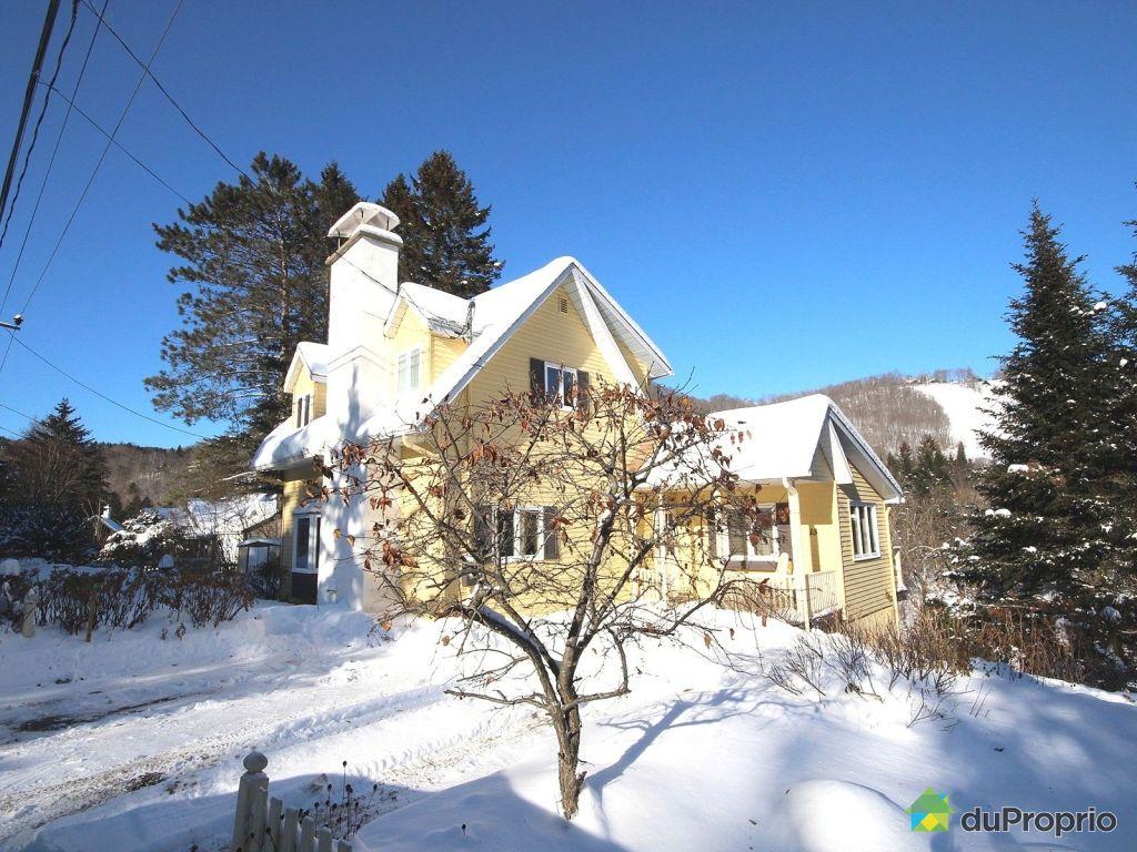 Riviere a simon a vendre proprietes etangs a for Acheter une maison au canada quebec