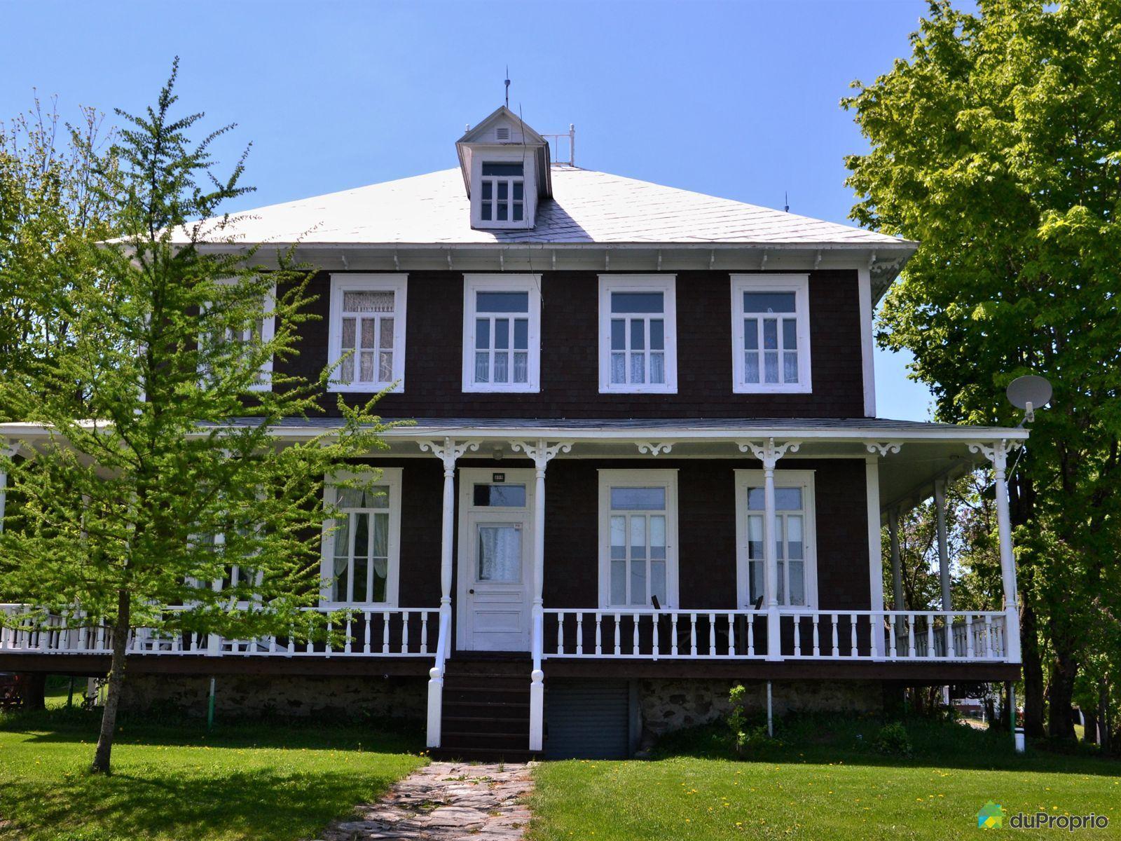 899 rue des lacs st severin de beauce vendre duproprio for Acheter une maison en irlande