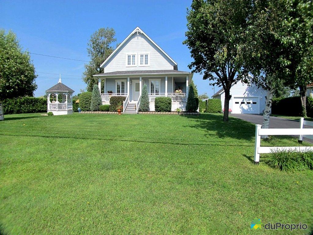 Maison vendu ste anne de sorel immobilier qu bec duproprio 295675 - Maison en indivision comment vendre ...