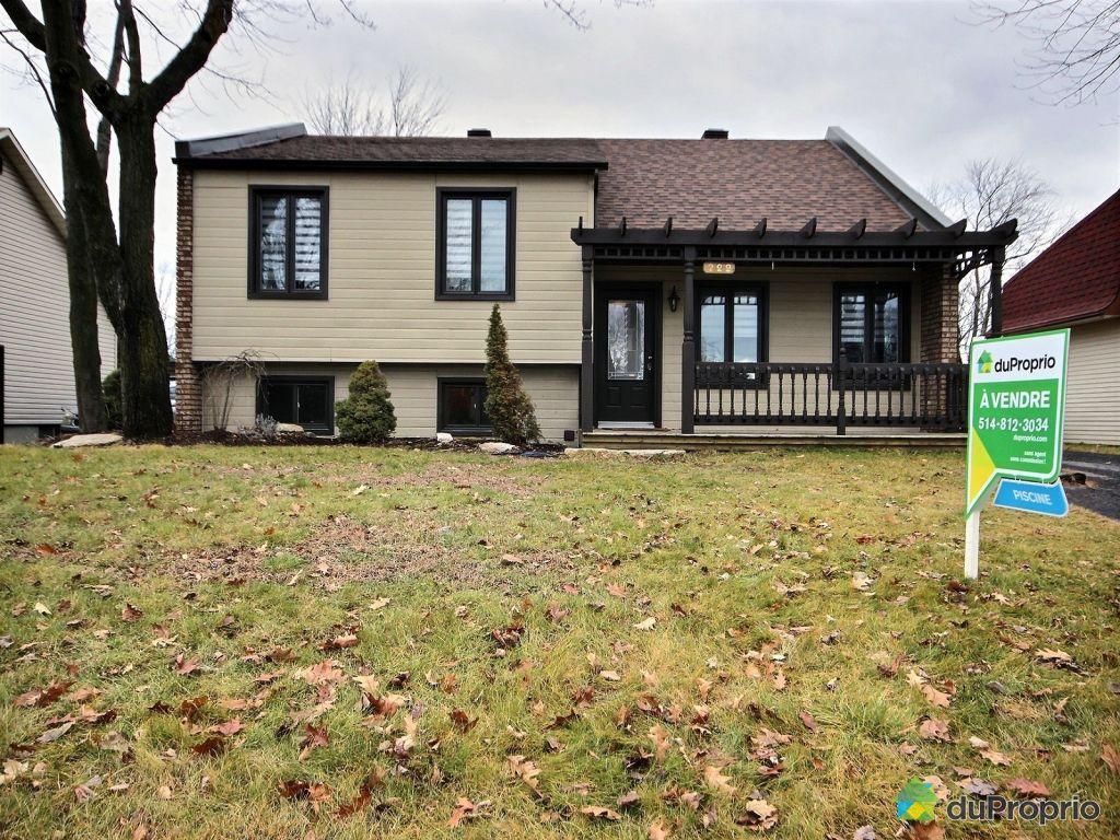 maison vendu ste anne des plaines immobilier qu bec duproprio 661033. Black Bedroom Furniture Sets. Home Design Ideas