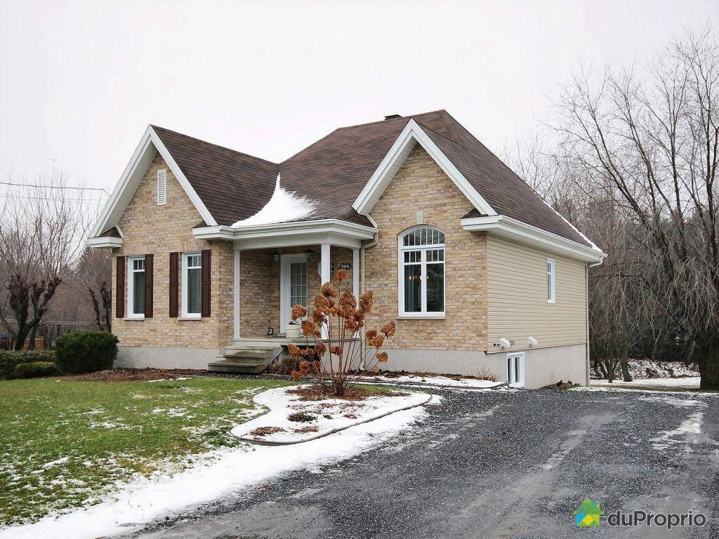 Maison vendu ste brigide d 39 iberville immobilier qu bec duproprio 558077 - Vendre direct maison ...
