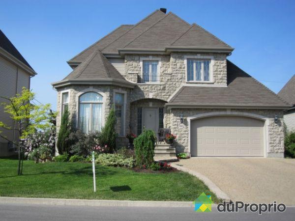 Maison vendu ste julie immobilier qu bec duproprio 130233 - Titre de propriete maison ...