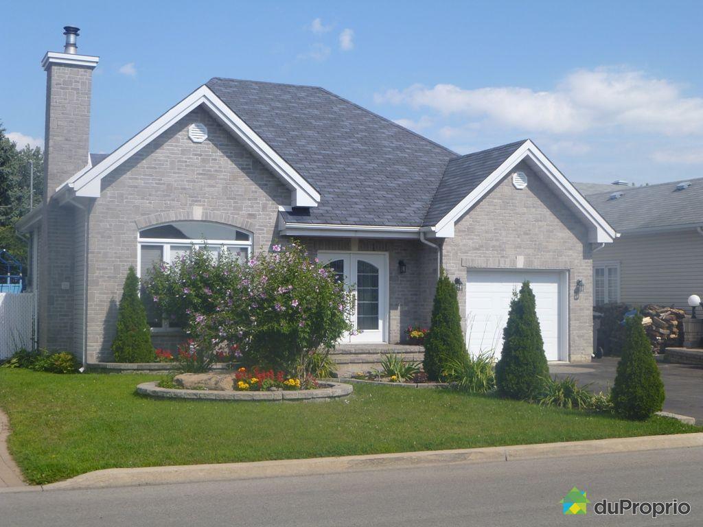 maison vendu ste marthe sur le lac immobilier qu 233 bec duproprio 454133