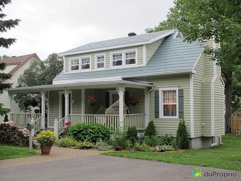 Maison vendu Ste-Rose, immobilier Quu00e9bec : DuProprio : 439947