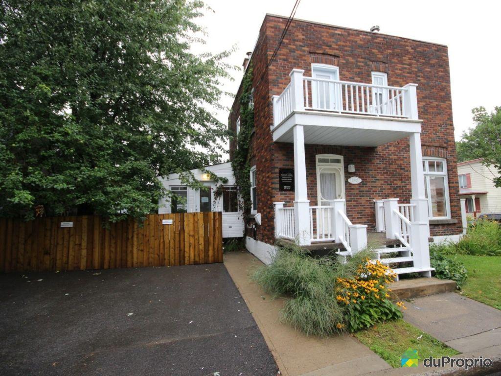 maison vendre terrebonne 192 rue saint joseph