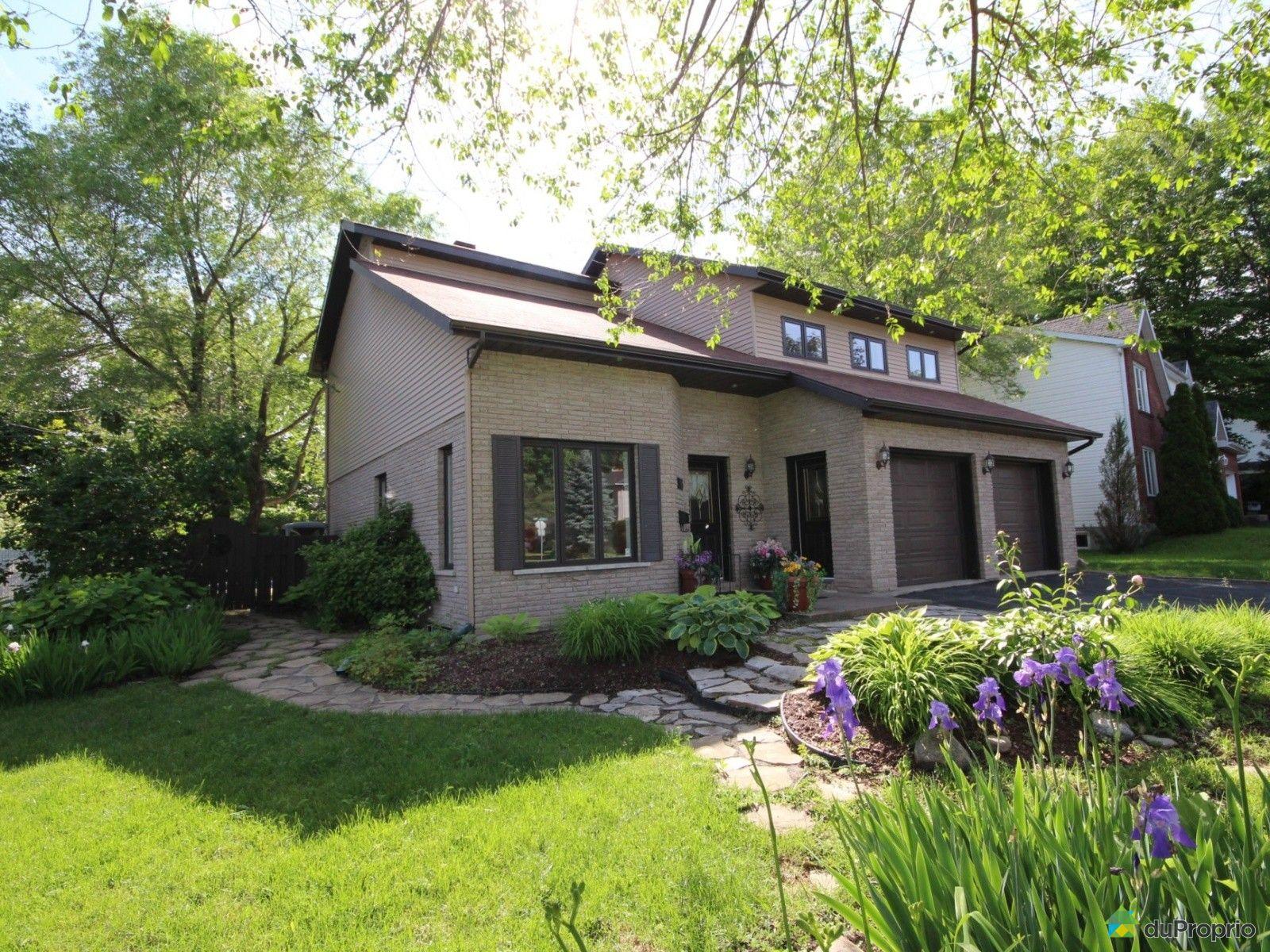 maison vendre trois rivi res ouest 3665 rue de cherbourg immobilier qu bec duproprio 382230. Black Bedroom Furniture Sets. Home Design Ideas