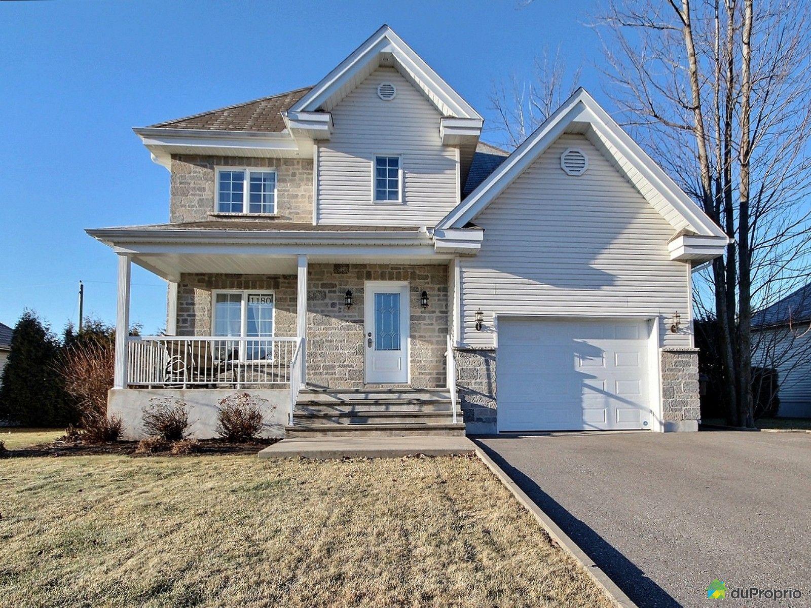 maison vendre trois rivi res 1180 rue des grives immobilier qu bec duproprio 570717