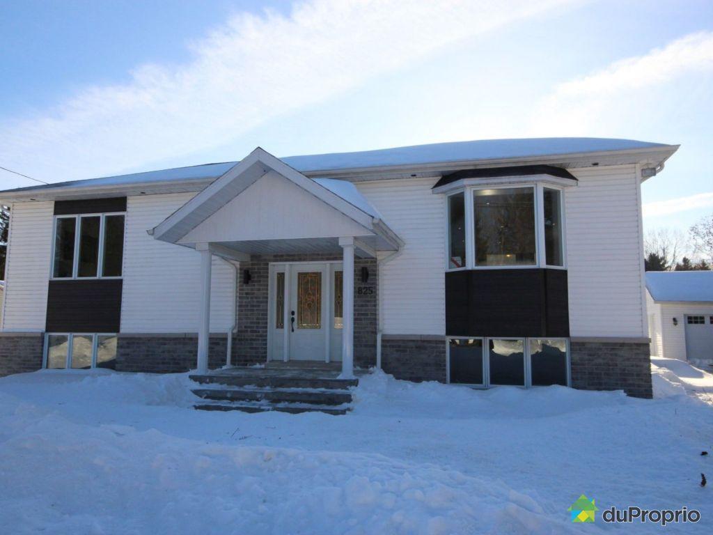 Souvent Bungalows à vendre, Québec | DuProprio IY64